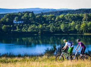Mountainbiken in der Vulkaneifel (11)