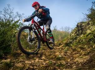 MTB Mosel Indian Summer 7