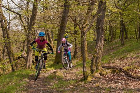 Mtb Fahrtechnik Kurs Trail Ride Für Girls Frauen Mtb