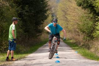 MTB Fahrtechnik Training Trail & Ride 2 ( Basic II )