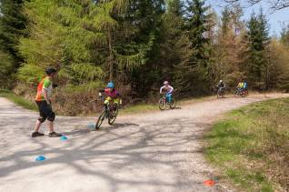 MTB-Fahrtechnikkurs 'Trail & Ride 1' (Basic I)