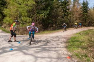 MTB Fahrtechnik Kurs 'Trail & Ride'1 (Basic I)