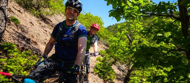 Bike `n Ferry Rotenfels – Monstertrail-Tour Nahe