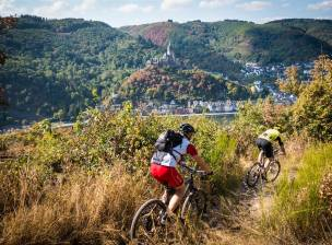 MTB Mosel Indian Summer 23