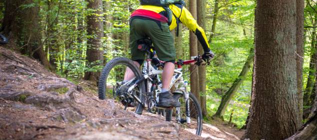 "Trailtouren-Wochenende ""Brex-Power"""