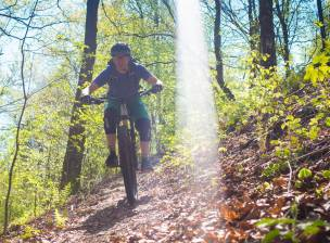 Mountainbiken Westerwald (2)