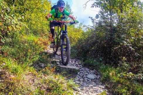 Mountainbiken Boppard Enduro