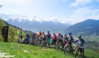SunnySide & Ride Vinschgau – MTB Springbreak Bike-Camp