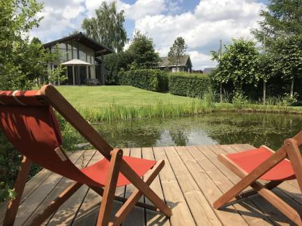 "Bed & Breakfast ""La Romance du Lac"""