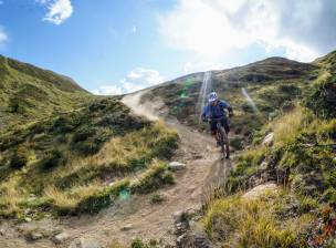 MTB Enduro Transalp Summit