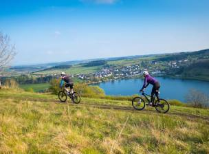 Mountainbiken in der Vulkaneifel (12)