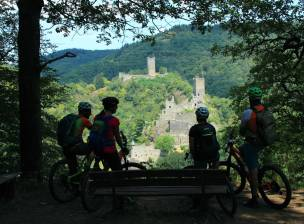 Mountainbiken in der Vulkaneifel (18)