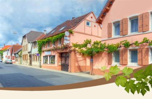 "Hotel-Pension ""Altes Weinhaus"""