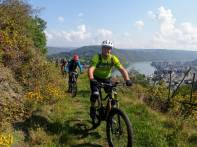Bike 'n Ferry Boppard – Monstertrailtour Rhein